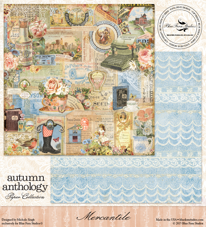 Autumn Anthology: Mercantile
