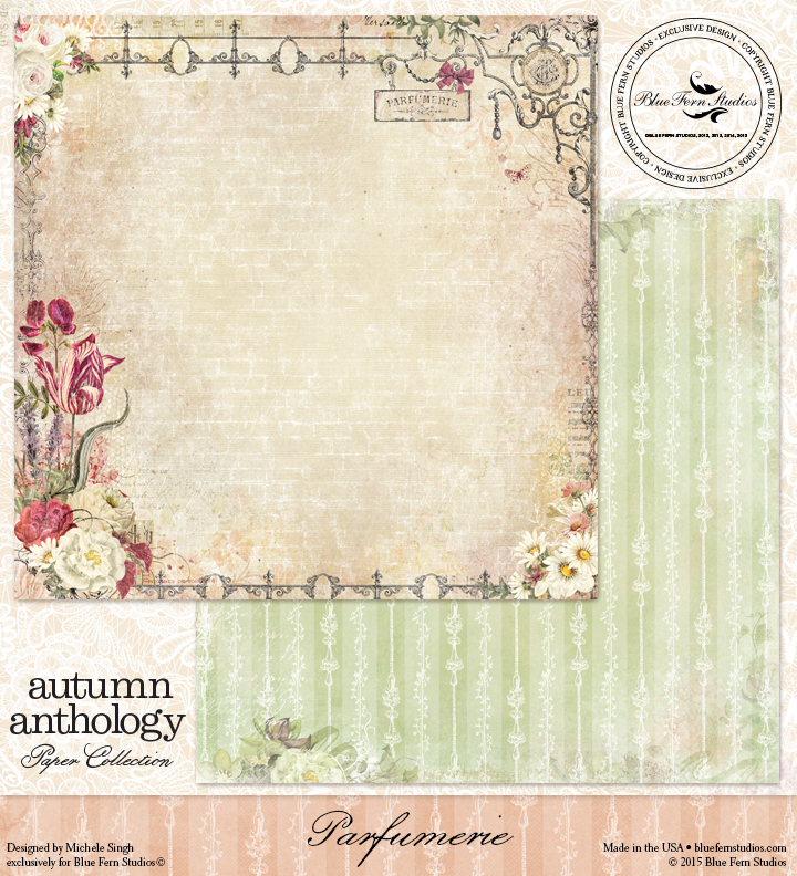 Autumn Anthology: Parfumerie
