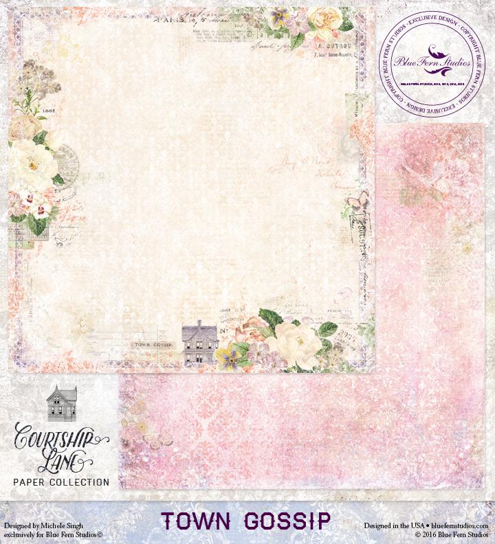 Courtship Lane - Town Gossip