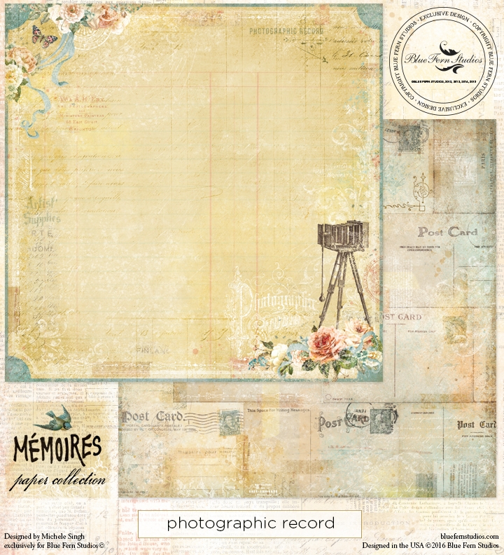 Memoires - Photographic Record