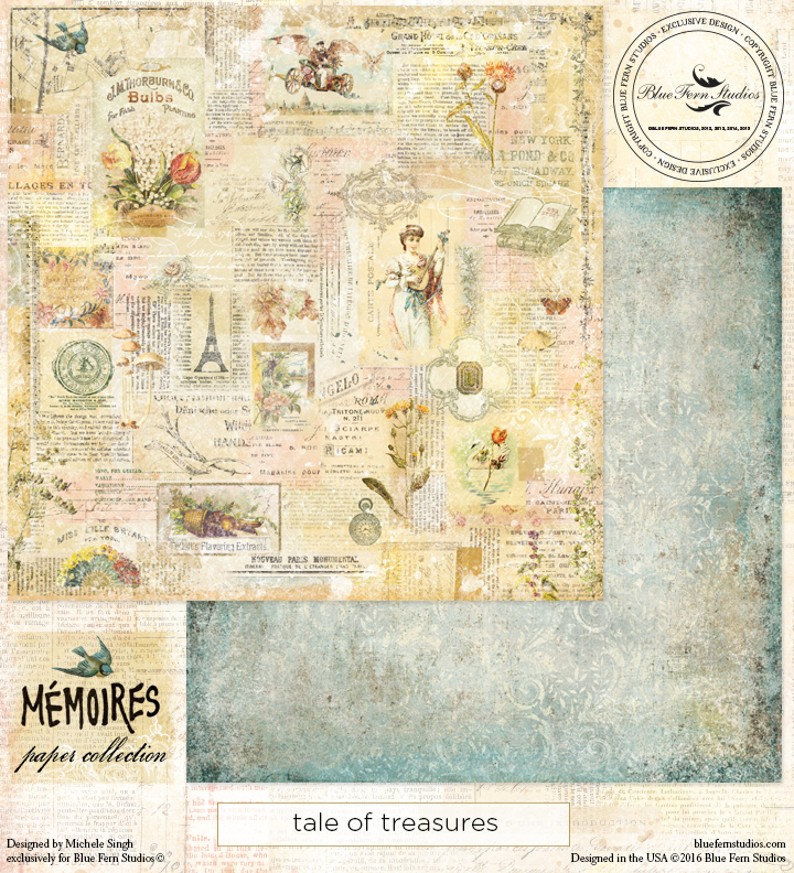 Memoires - Tale of Treasures