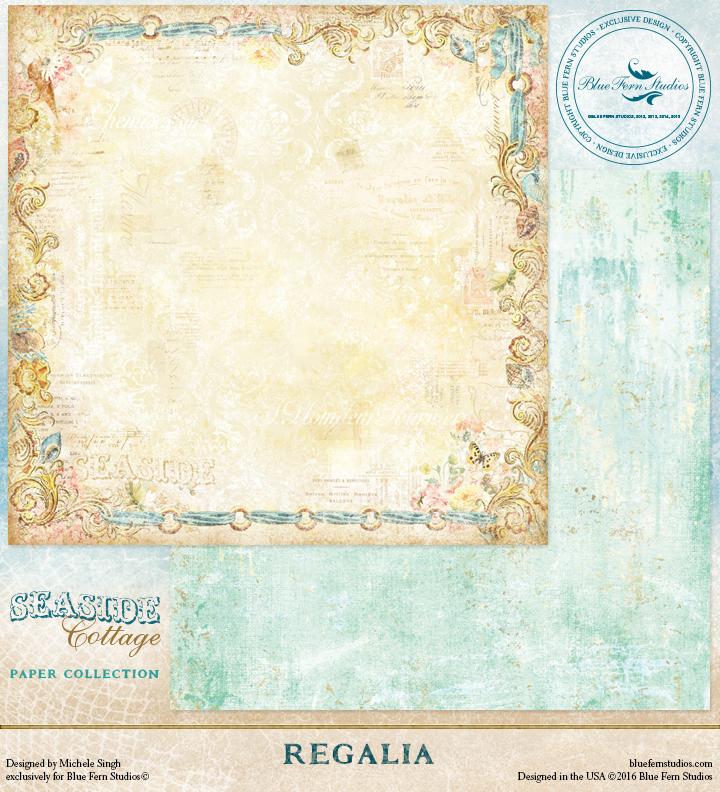 Seaside Cottage - Regalia