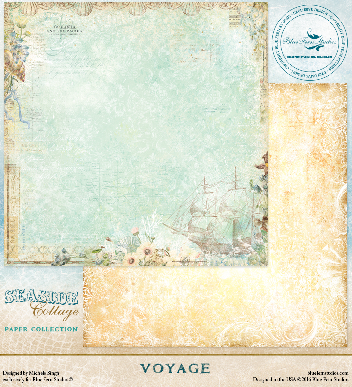 Seaside Cottage - Voyage
