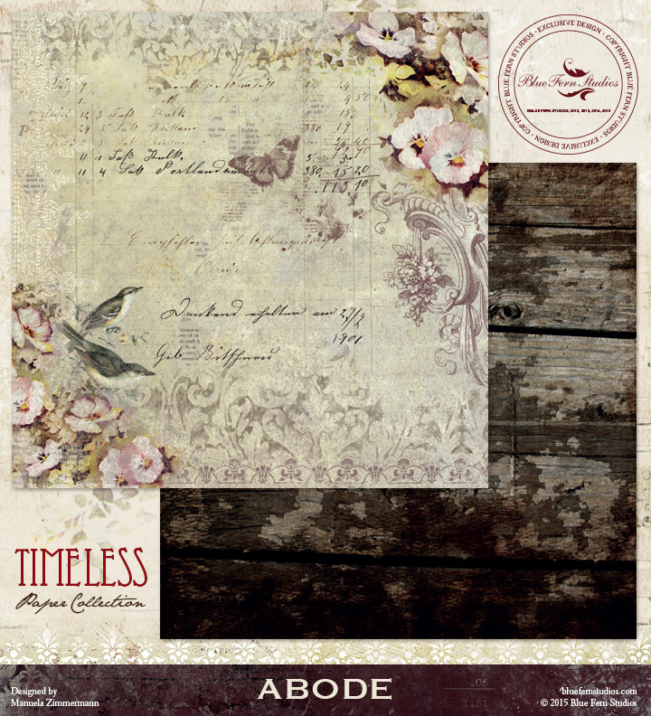 Timeless - Abode