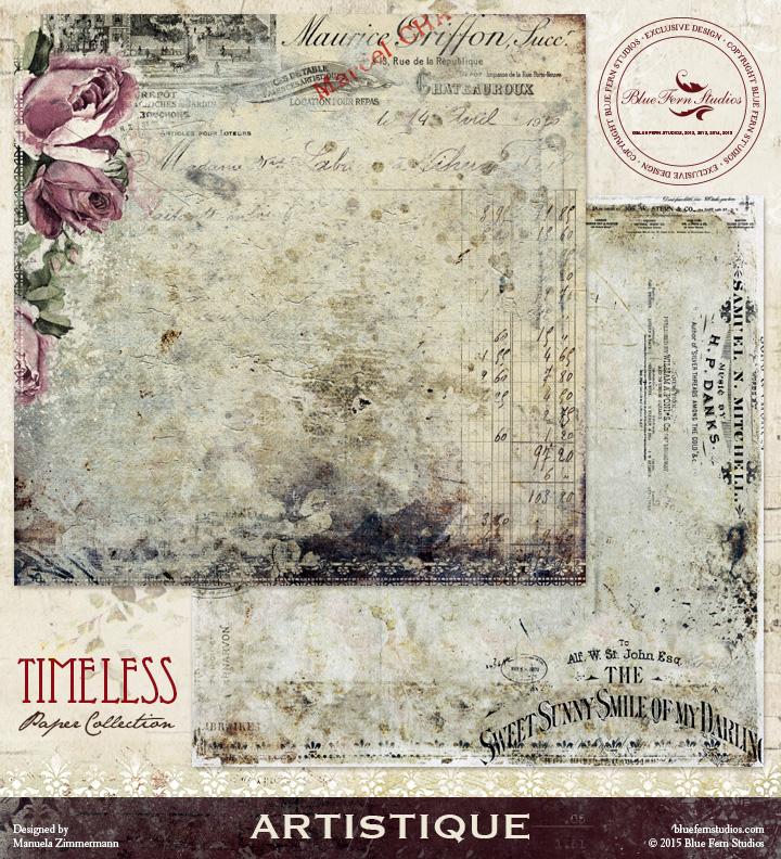 Timeless - Artistique