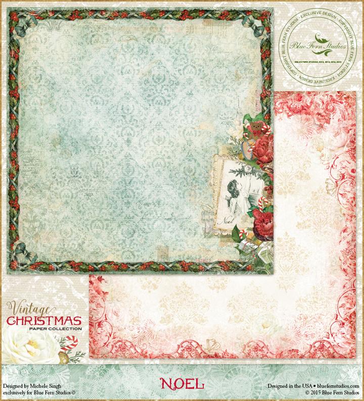 Vintage Christmas - Noel