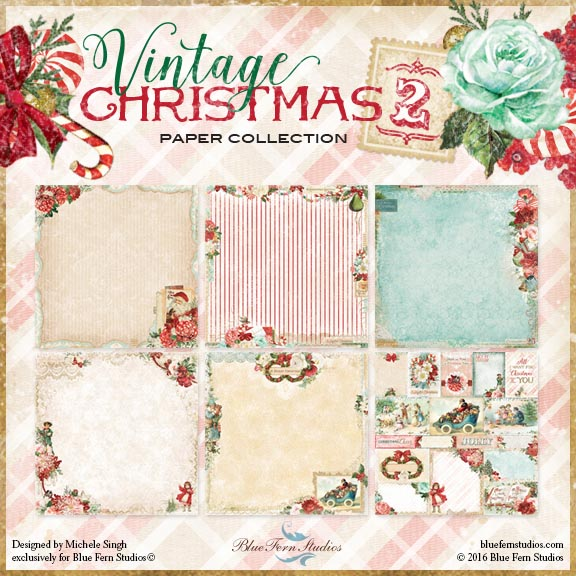 Vintage Christmas 2 - Full Collection