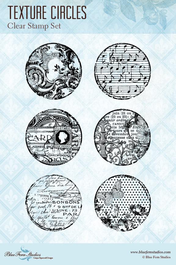 Stamp - Texture Circles