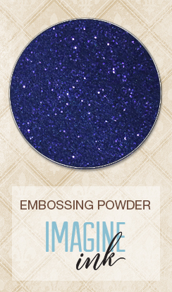 Embossing Powder - Amethyst