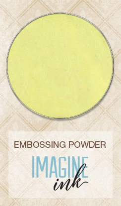 Embossing Powder - Buttercup