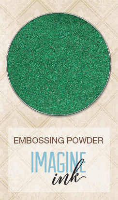 Embossing Powder - Clover