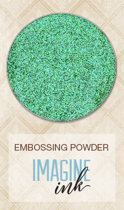 Embossing Powder - Grassy Knoll
