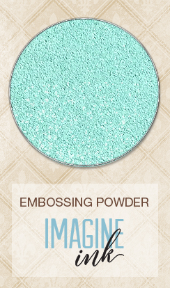 Embossing Powder - Sea Mist