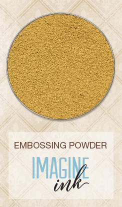 Embossing Powder - Auburn