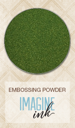 Embossing Powder - Avocado
