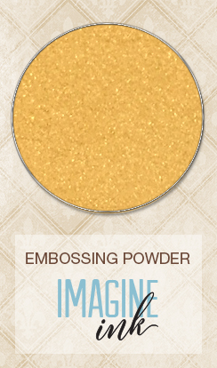 Embossing Powder - Honey
