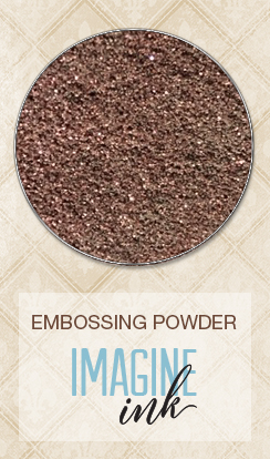 Embossing Powder - Hot Cocoa