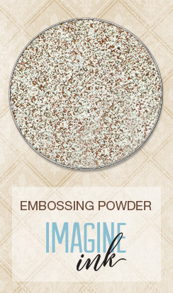 Embossing Powder - Oatmeal