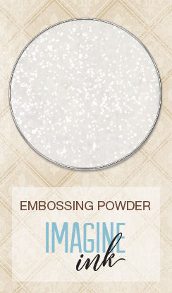 Embossing Powder - Pearl