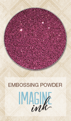 Embossing Powder - Magenta