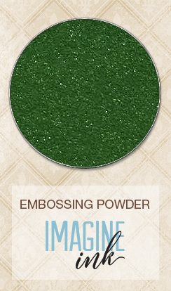 Embossing Powder - Verdant