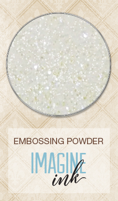 Embossing Powder - Snow