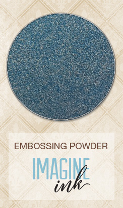 Embossing Powder - Stormy Skies