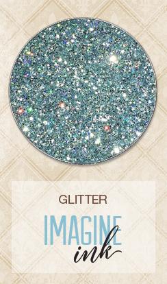 Glitter - Blue Ice
