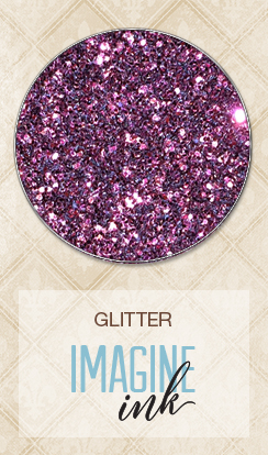 Glitter - Merlot - Click Image to Close