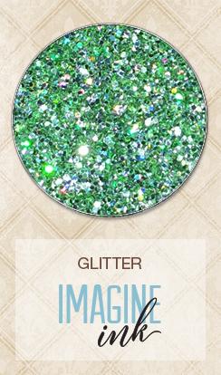 Glitter - Peridot