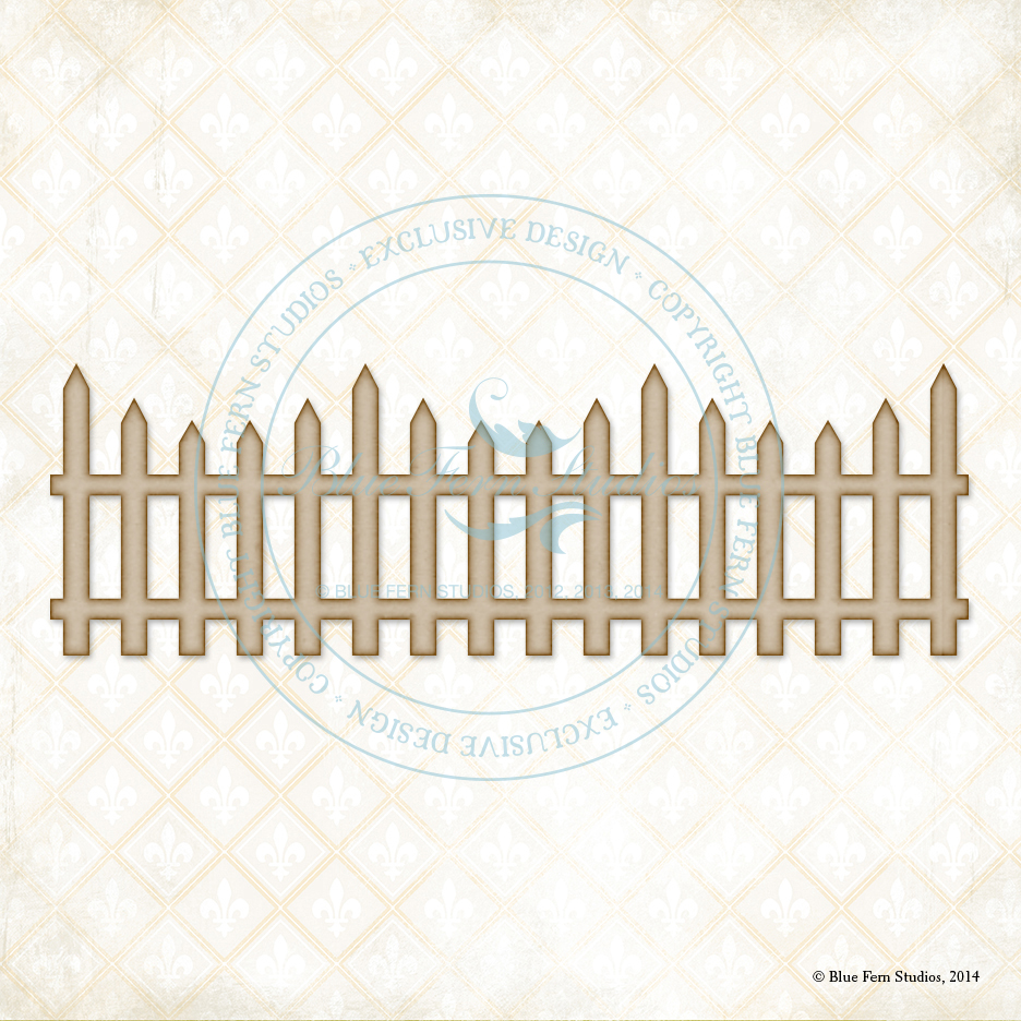 Country Picket Fence