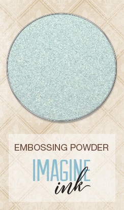 Embossing Powder - Breeze