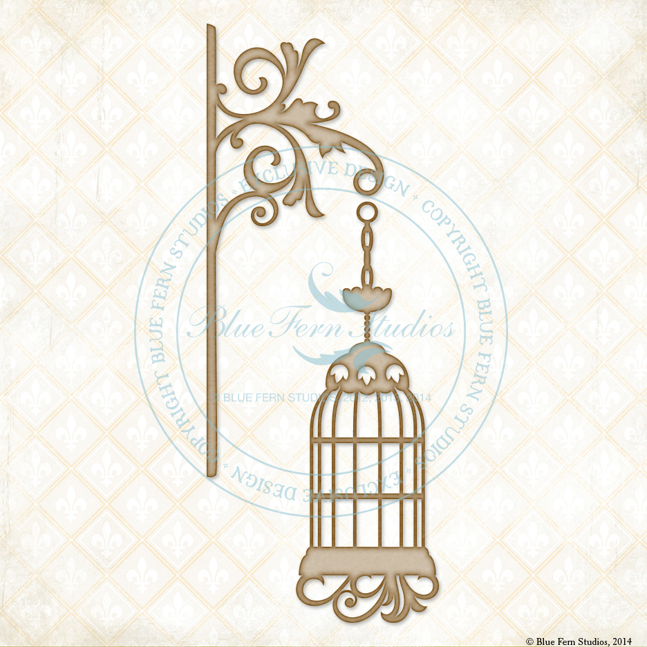 Fancy Birdcage