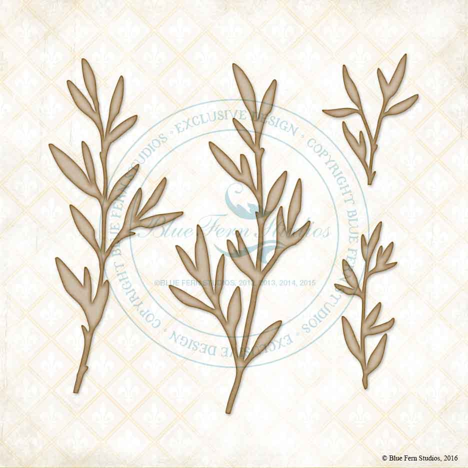 Leafy Twigs