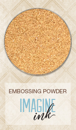 Embossing Powder - Nutmeg