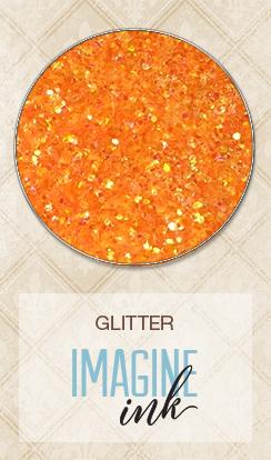 Glitter - Orange Peel