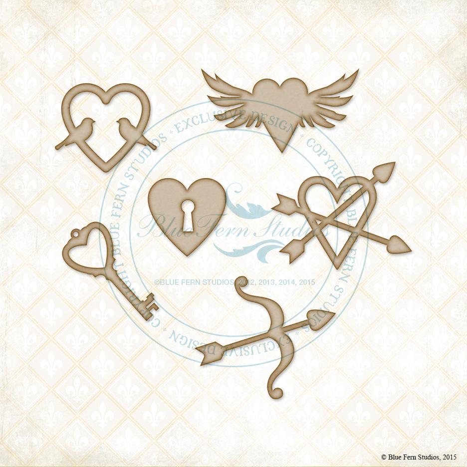Valentine Hearts - Click Image to Close