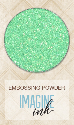 Embossing Powder - Verdant - Click Image to Close
